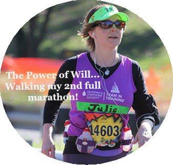 The Power of Will marathon