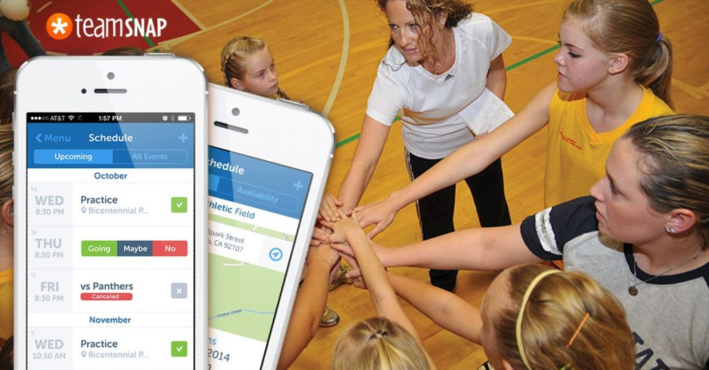 3 Ways Coaches Can Make the Most of a New Volleyball Season TeamSnap app
