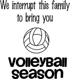 3 Tips to Get Parents Ready for Winter Volleyball Season we interrupt this family