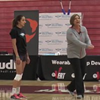 Individual ball control Part 1 with Beth Launiere