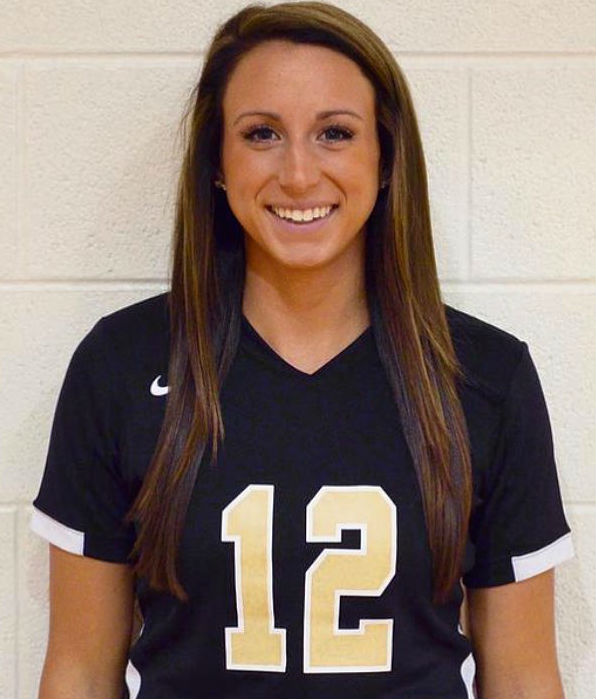 Eleanor volleyball picture