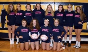 Lynnfield High School Volleyball