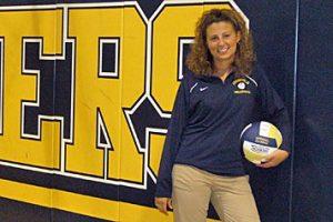 Head Coach Michelle Perrone