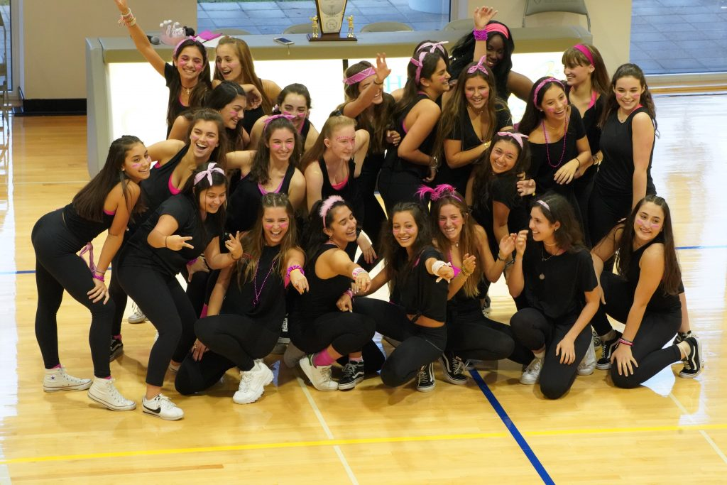 Carrollton Dig Pink Dance Team