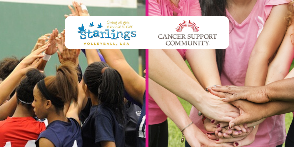 Starlings & Cancer Support Community Header Image