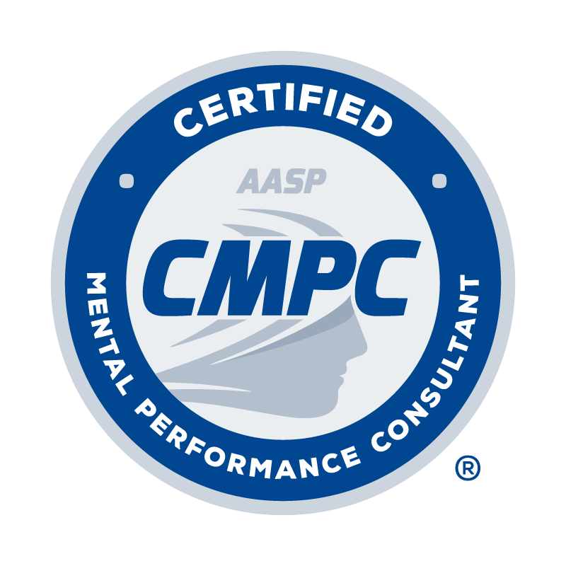 Certified Mental Performance Consultant Badge - Sport Psychology