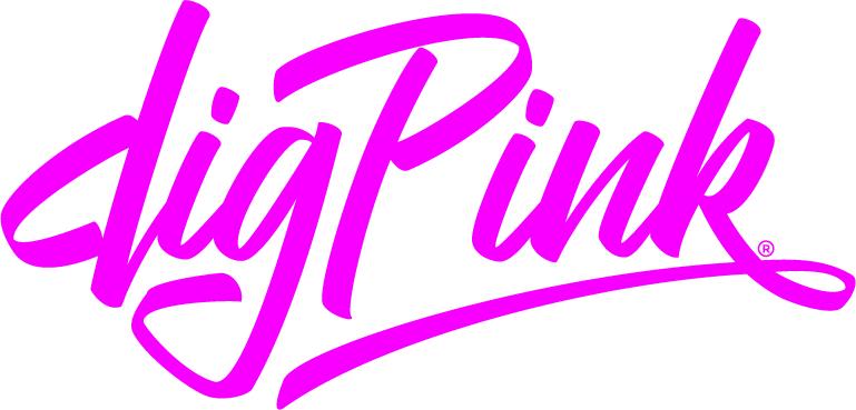 Dig Pink Logo