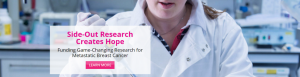 Side-Out clinical research creates hope