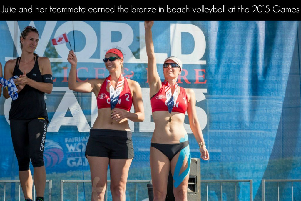 Uploaded To#WillToWay: Volleyball Athlete, Detective and Cancer Lifer Bronze