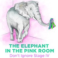 Bringing Metastatic Breast Cancer Out of the Shadows Elephant