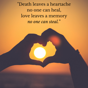 Just Keep Swimming: Grief Advice from Finding Nemo Heart