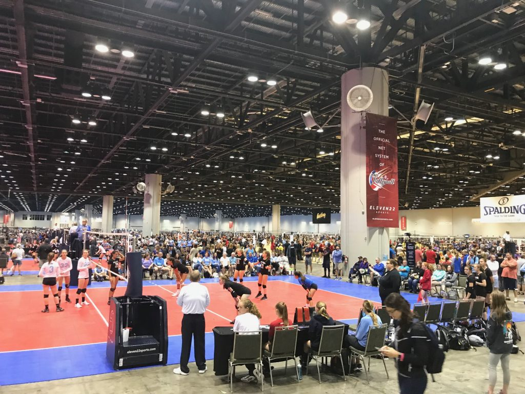 2019 AAU Volleyball Nationals