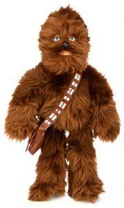 Stuffed Chewbacca
