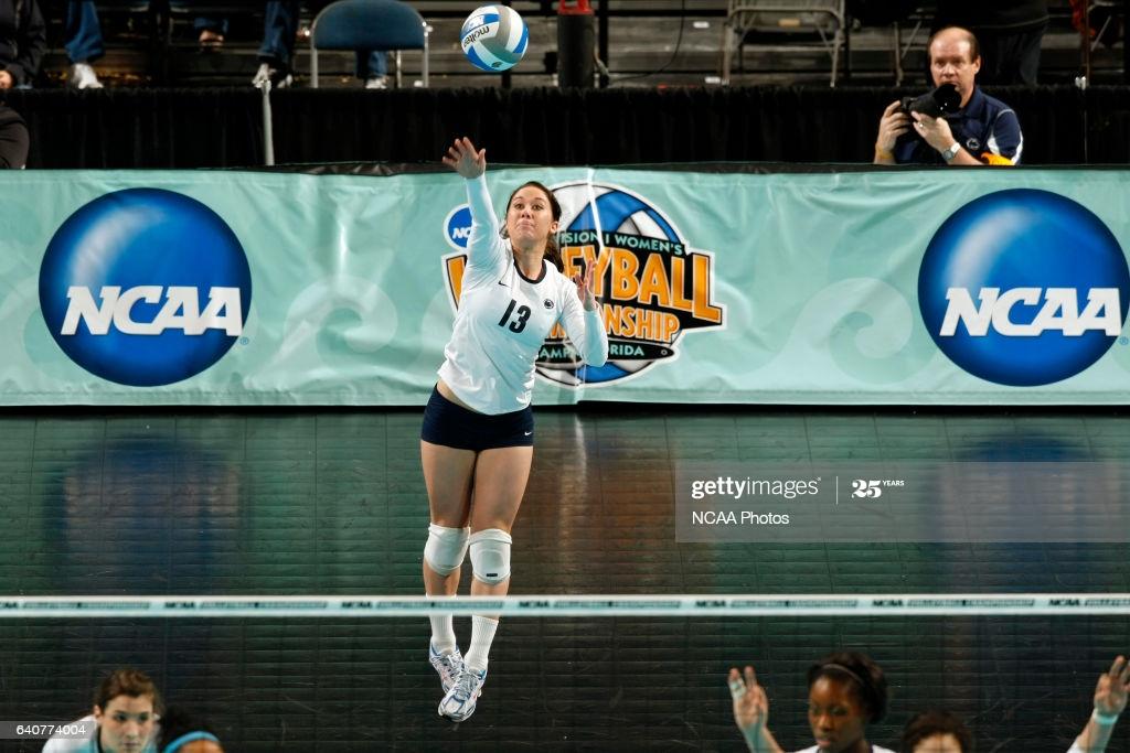 Megan Shifflet Penn State Volleyball