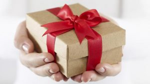 Gift Giving During the Holidays