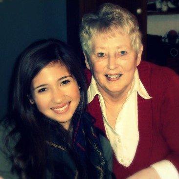 Honoring my Grandmother's Memory