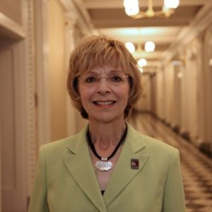 Shirley Mertz, MA, JD